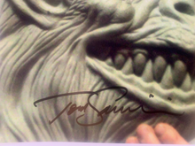 Load image into Gallery viewer, Tom Savini Creepshow signed 8x10