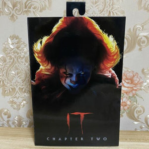 IT Chapter 2 – 7″ Scale Action Figure – Ultimate Pennywise (2019)