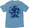 "Disney Unisex Sizing Stitch ""Busting Through"" Shirt-Lola Monroe Boutique"