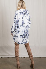 """Icicle"" Cardigan Dolman Sleeves-Lola Monroe Boutique"