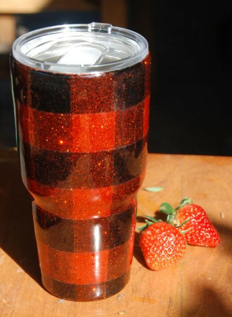 30 oz Custom Tumbler-Lola Monroe Boutique
