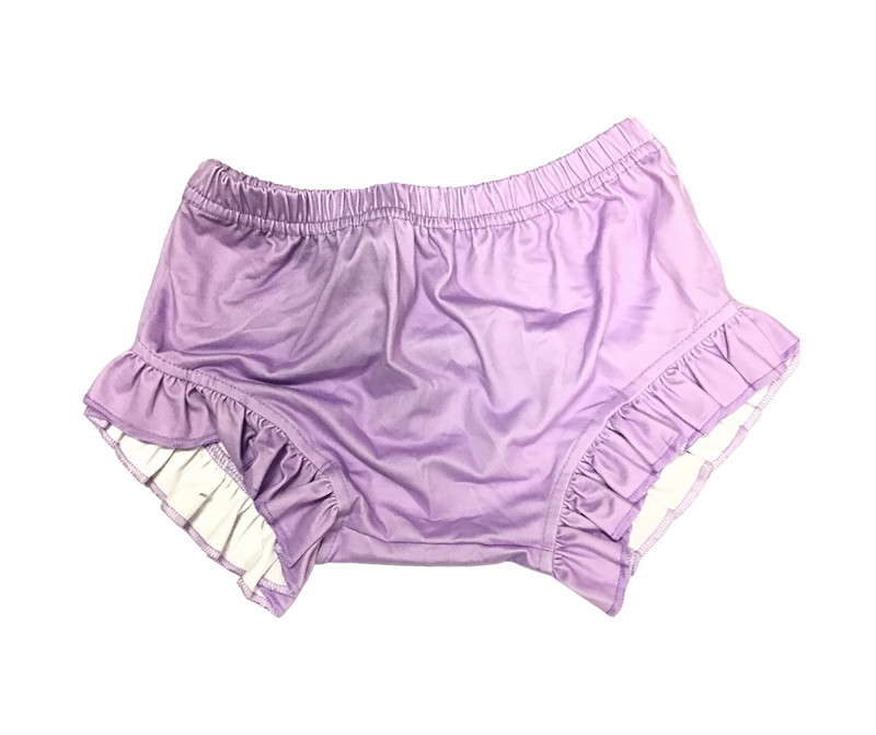 Kids Bummies ( Purple)-Lola Monroe Boutique