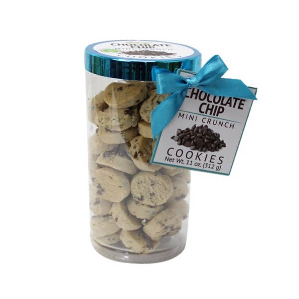 Bite Size Chocolate Chip Cookies-Lola Monroe Boutique