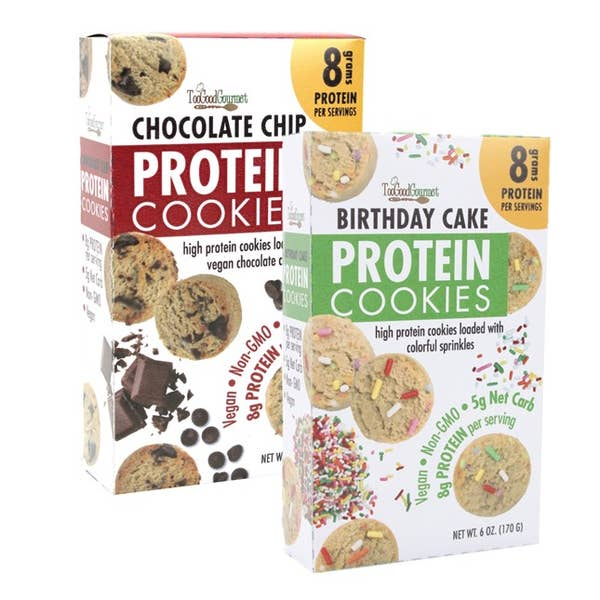 Protein Cookies-Lola Monroe Boutique