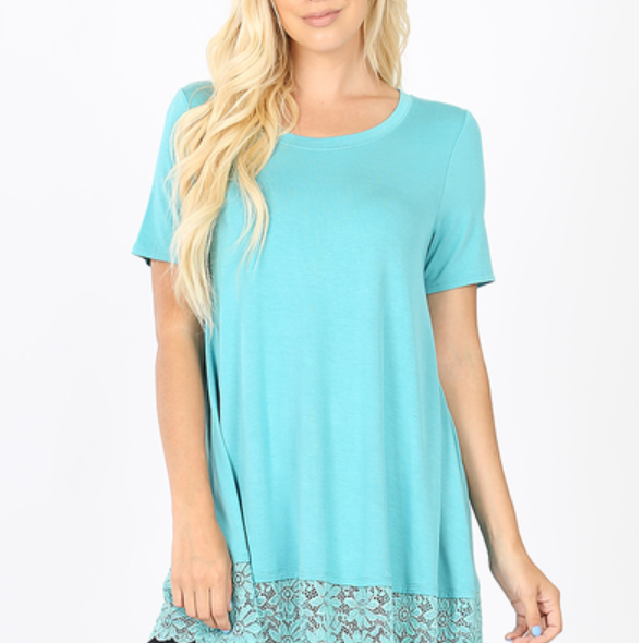 Perfect Gaby Tee-Lola Monroe Boutique