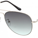 Classic Aviator Sunglasses-Lola Monroe Boutique