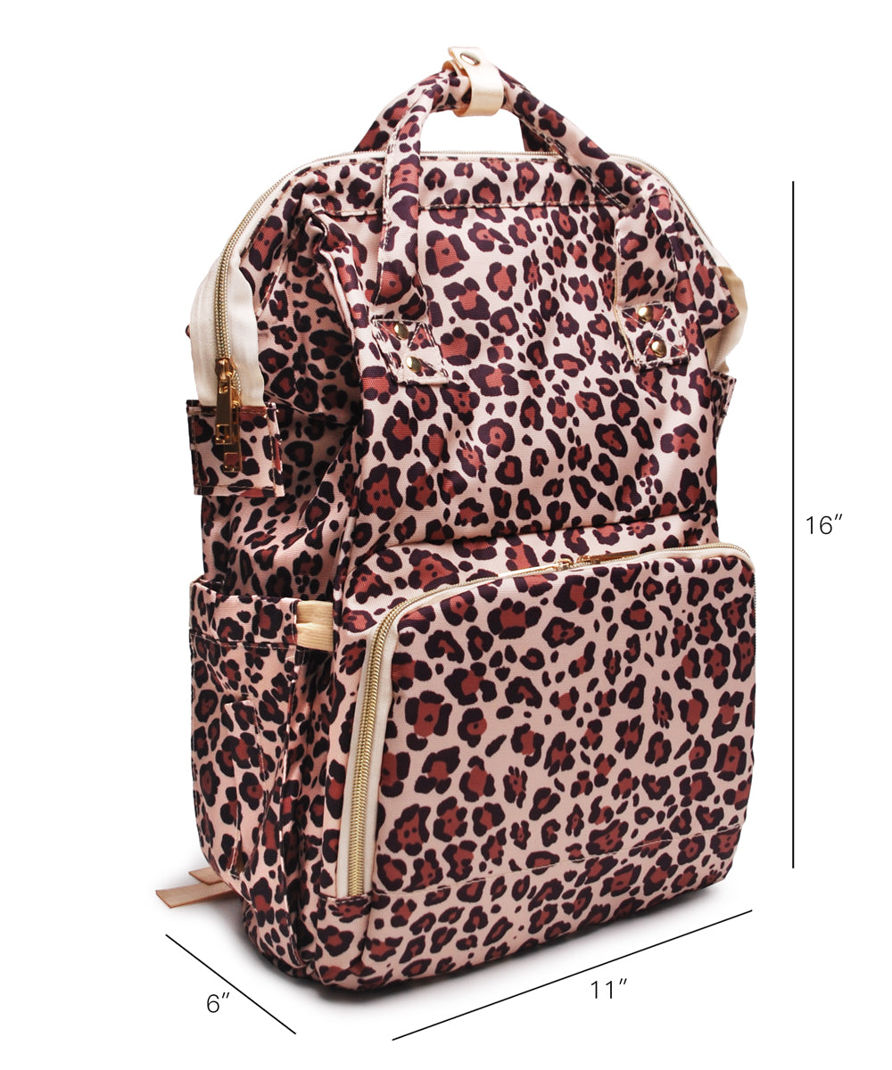 Diaper Bag Backpack-Lola Monroe Boutique
