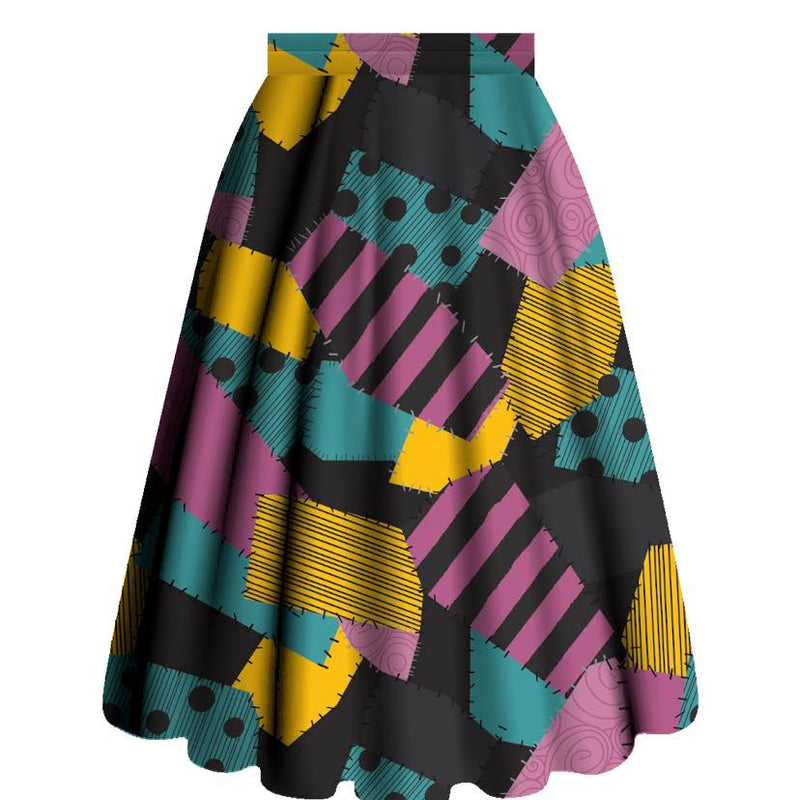 Butter Leggings Fit and Flare Skirt with POCKETS!-Lola Monroe Boutique