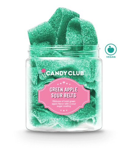 Candy Club Sour Belts & Laces-Lola Monroe Boutique