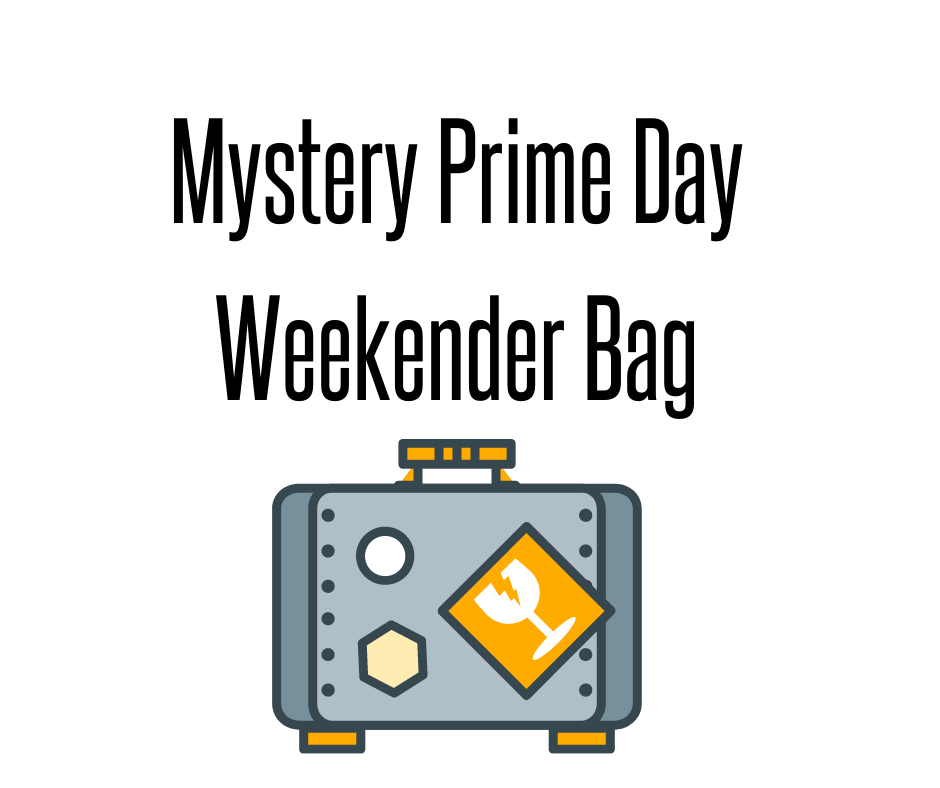 Mystery Weekender Bag-Lola Monroe Boutique