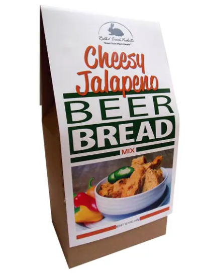 Cheesy Jalapeno Beer Bread Mix-Lola Monroe Boutique