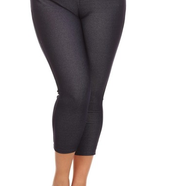 Jeggings/Trouser Capris (Multiple Colors)-Lola Monroe Boutique