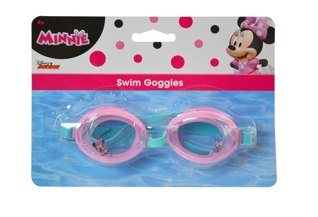 Disney Character Swim Googles Kids-Lola Monroe Boutique