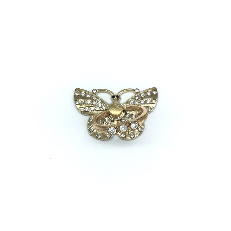 Bling Phone Grip Butterfly-Lola Monroe Boutique