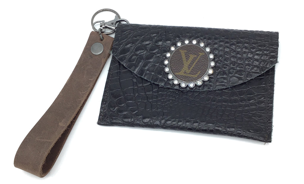 Upcycled Coin Purse-Lola Monroe Boutique