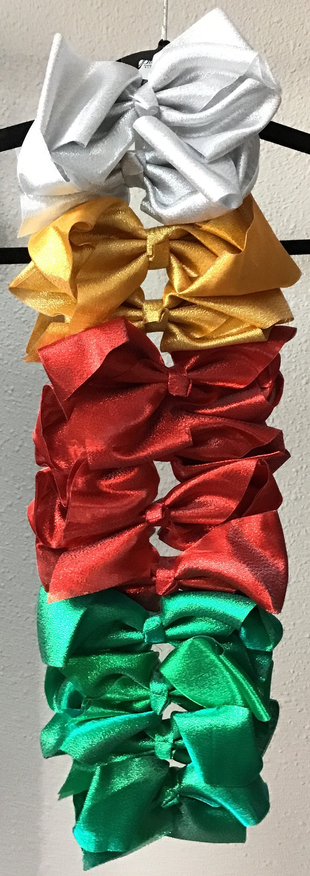 Holiday Bows (Multiple Colors)-Lola Monroe Boutique