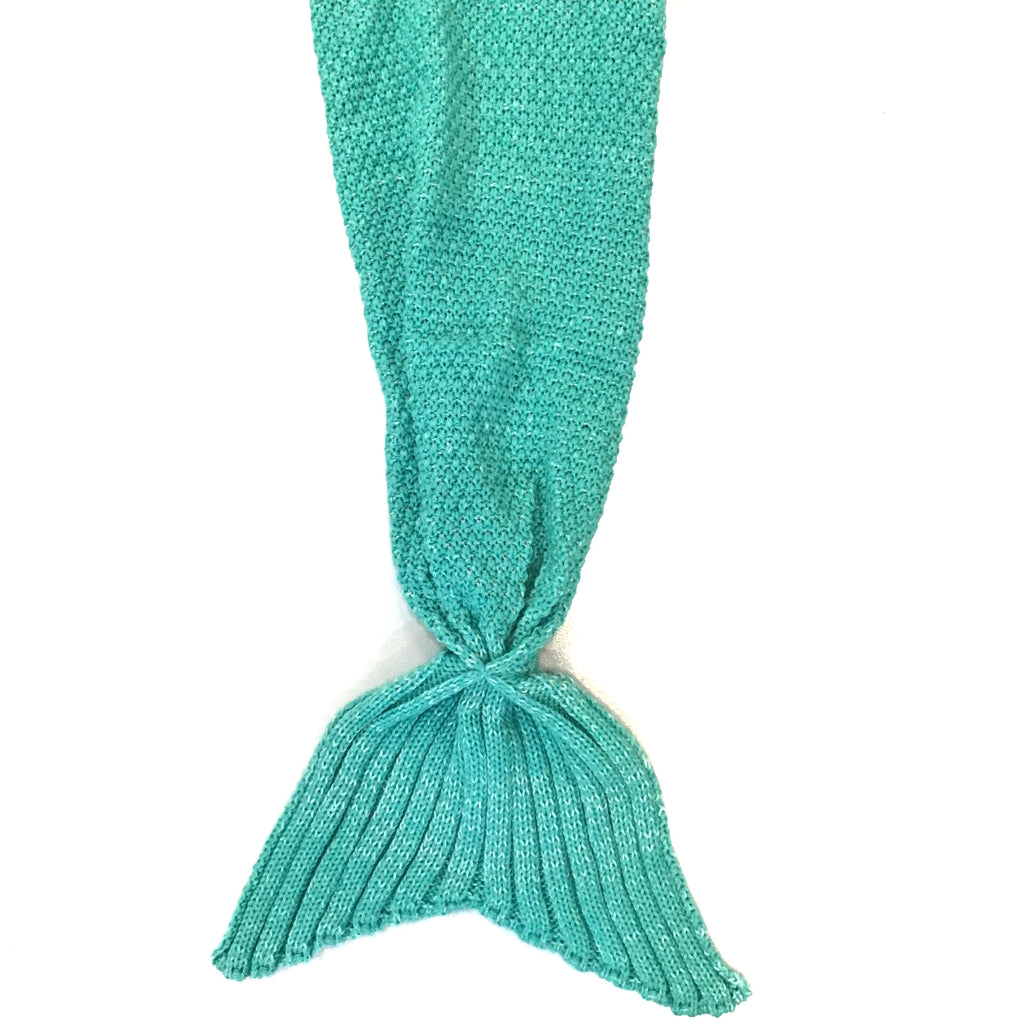 Knit Mermaid Tail (Multiple Colors)-Lola Monroe Boutique