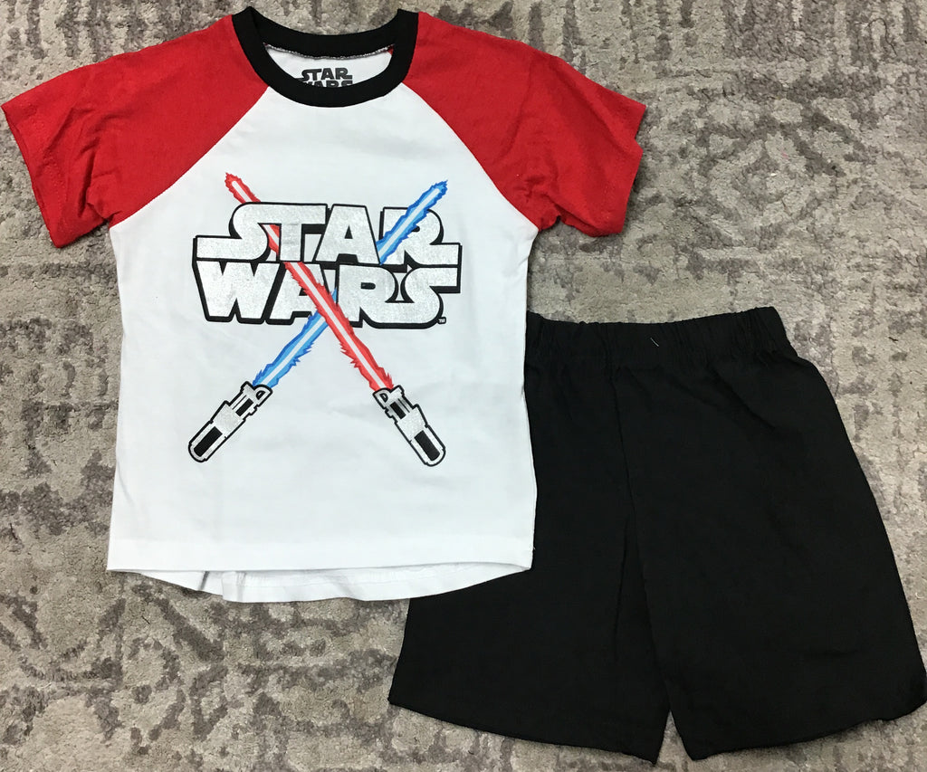Star Wars Kids Short Set-Lola Monroe Boutique