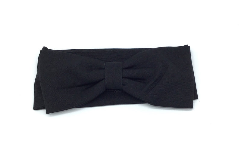 Wide Bow Design Cloth Headband-Lola Monroe Boutique