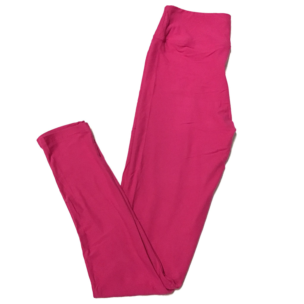 Bright Colors Butter Soft Leggings-Lola Monroe Boutique