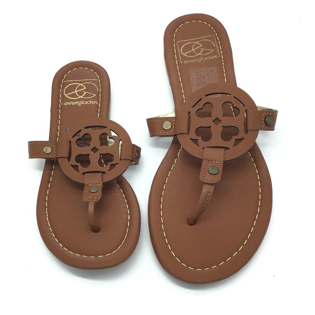 CLOSEOUT Kids Designer Inspired Sandals (Look for the Mommy Matching Pair)-Lola Monroe Boutique
