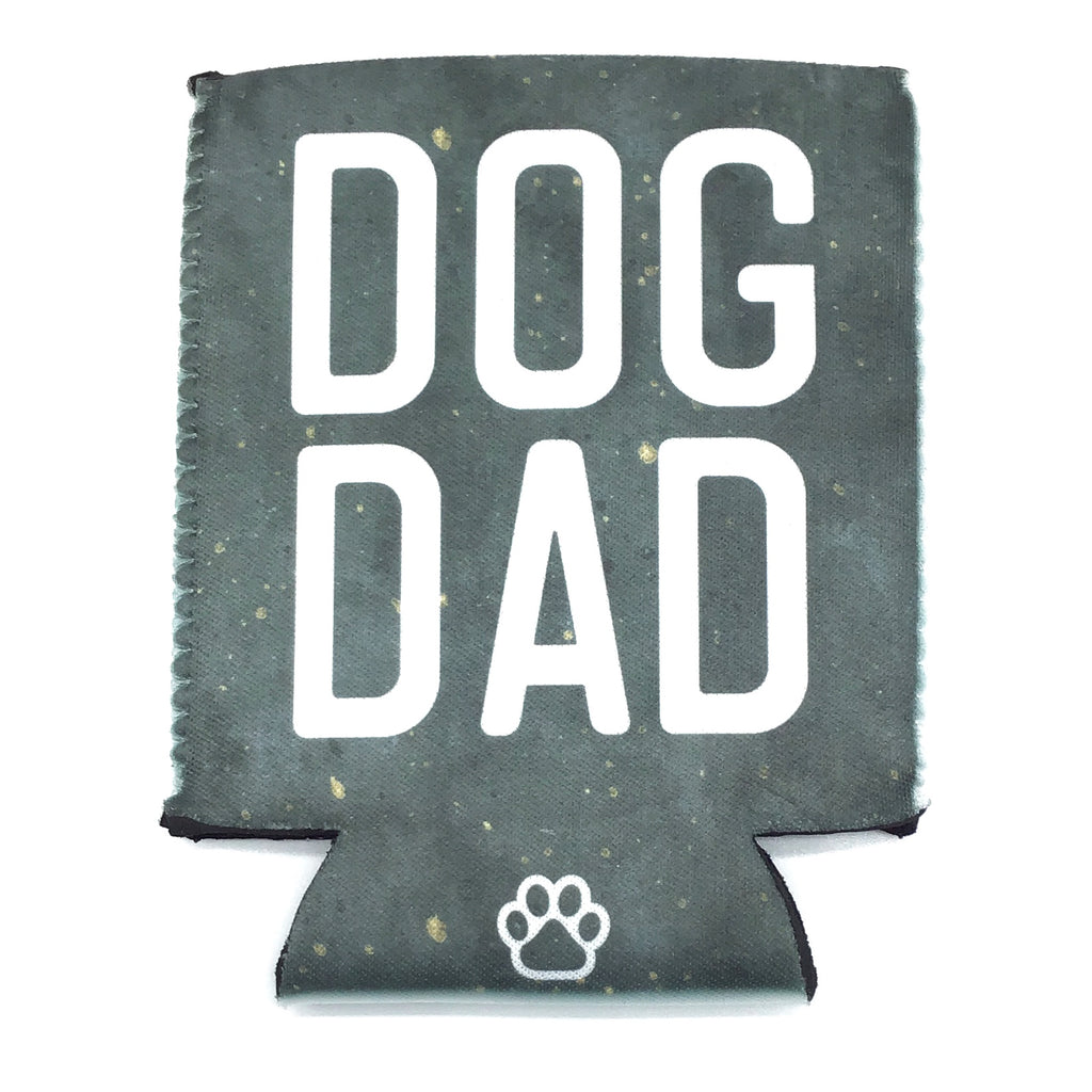 Dog Dad Koozies