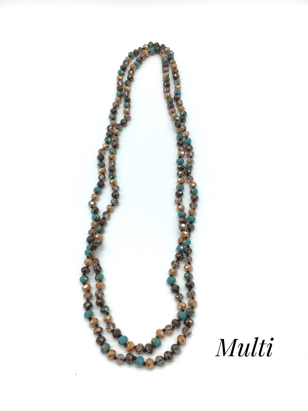 Beaded Necklaces (Multiple Colors)-Lola Monroe Boutique