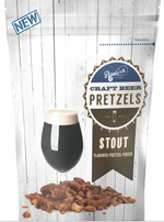 Beer Flavored Pretzel Pieces (Multiple Flavors)-Lola Monroe Boutique