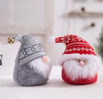 Mini Knit Hat Gnomes-Lola Monroe Boutique