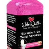 Toliet Sprinkle Shaker (Multiple Styles Available)-Lola Monroe Boutique