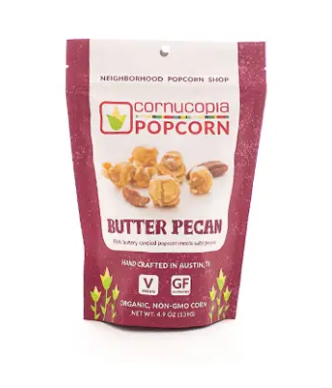 **Holiday Closeout**Cornucopia Gourmet Popcorn Multiple Flavors-Lola Monroe Boutique