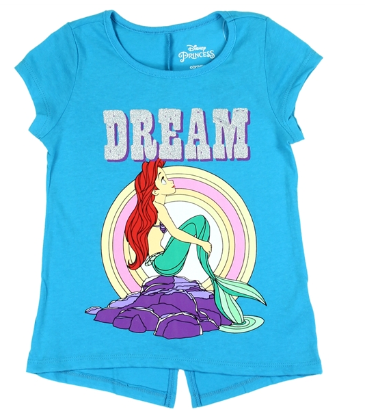 Disney Ariel Kids Shirts (Dream)-Lola Monroe Boutique
