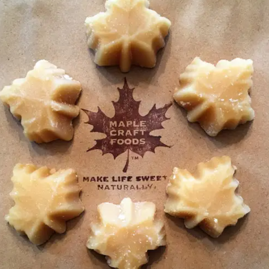 Pure Maple Syrup Candy-Lola Monroe Boutique