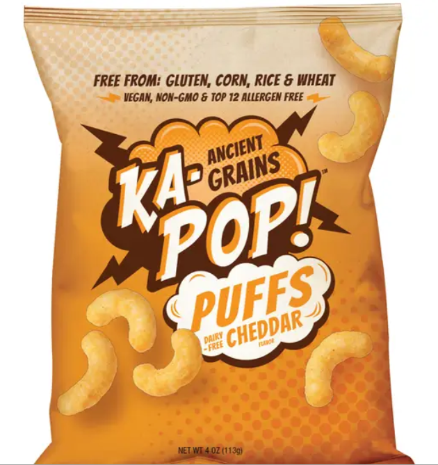 Ka-Pop Puffs Ancient Grain (Multiple Flavors)-Lola Monroe Boutique