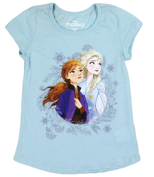 Disney Frozen 2 Kids Shirt (Sisters)-Lola Monroe Boutique