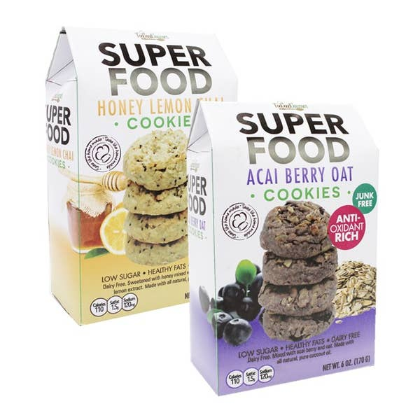 Super Food Cookies-Lola Monroe Boutique