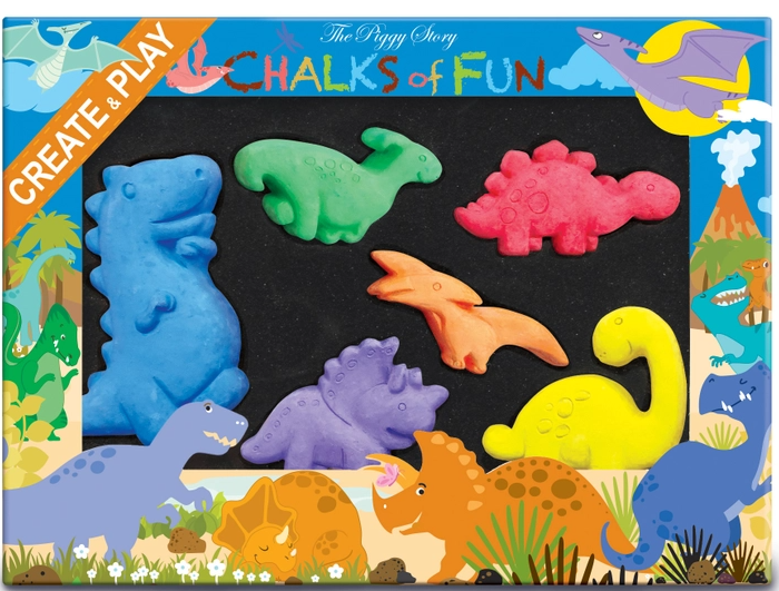 Chalks of Fun Chalk Critters ( Multiple Options)-Lola Monroe Boutique