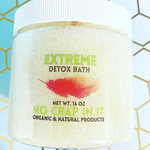 Essential Oil Detox Bath Salts-Lola Monroe Boutique