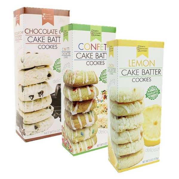 Cake Batter Cookies-Lola Monroe Boutique