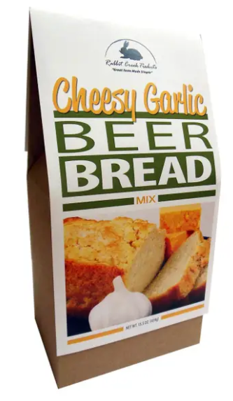 Cheesy Garlic Beer Bread Mix-Lola Monroe Boutique