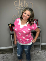 "Honey Me ""Wishing On a Star"" Top-Lola Monroe Boutique"