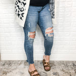 Judy Blue 90's Destruction jeans-Lola Monroe Boutique