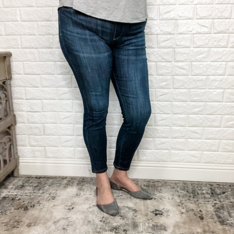 Judy Blue Jeggings-Lola Monroe Boutique