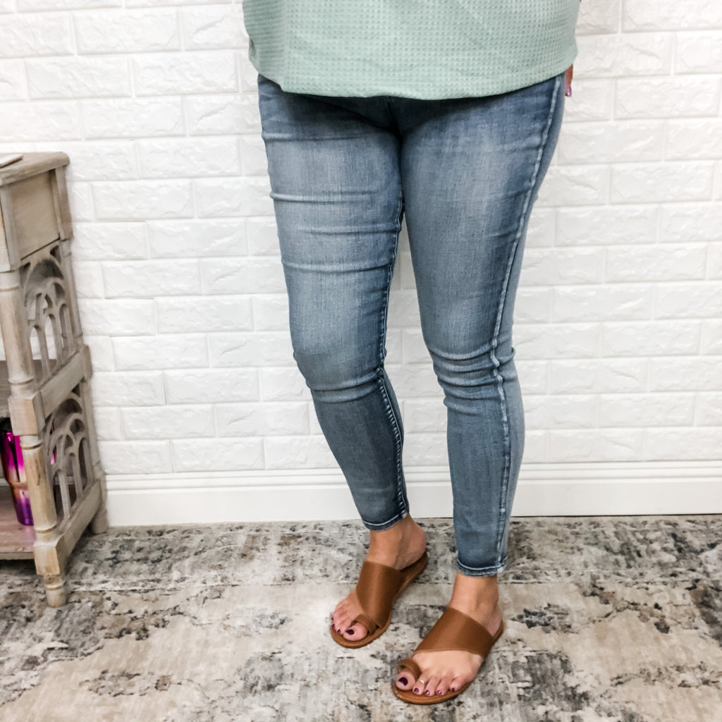 Judy Blue Whiskers On Kittens Skinny Jeans-Lola Monroe Boutique