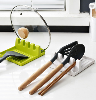 Counter Top Spoon Rest Untensil Organizer-Lola Monroe Boutique
