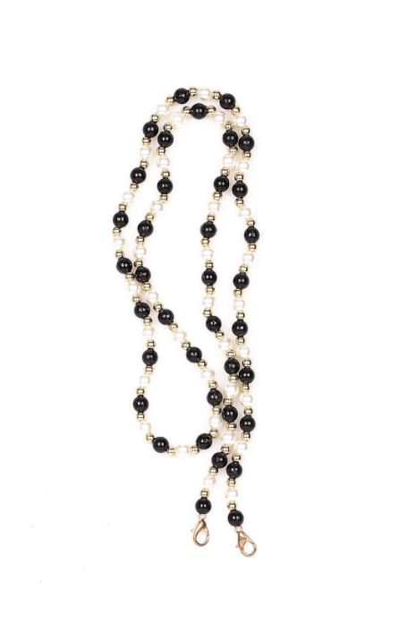 Large Bead Lanyard-Lola Monroe Boutique