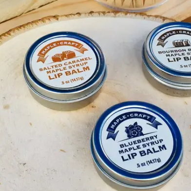 Maple Crafted Lip Balm-Lola Monroe Boutique