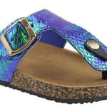 Kids Mermaid Sandal-Lola Monroe Boutique