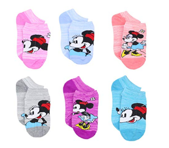 Disney Minnie Mouse Kids Socks-Lola Monroe Boutique
