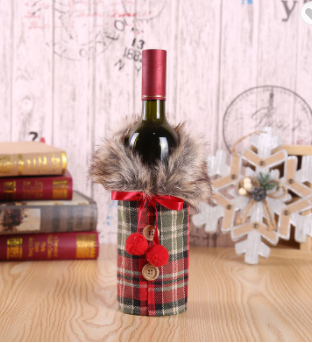 Wine Bottle Coozie-Lola Monroe Boutique